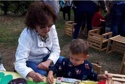 L'importanza della nonna nell'infanzia